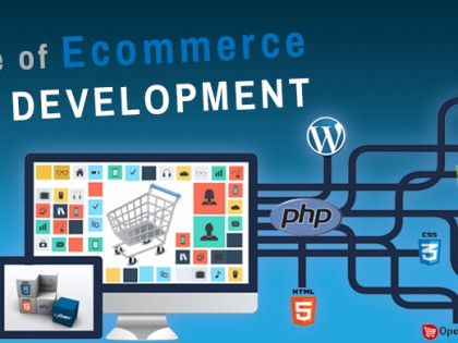 The Future of Online Businesses with Ecommerce Web Development