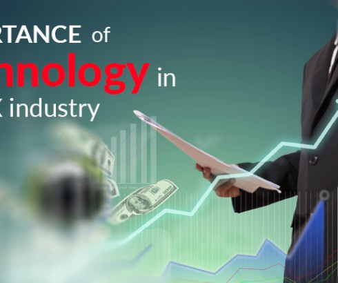 Importance of Technology in FOREX industry